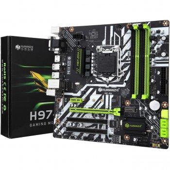 Материнська плата Huananzhi H97-ZD3 (s1150, Intel H97, PCI-Ex16)