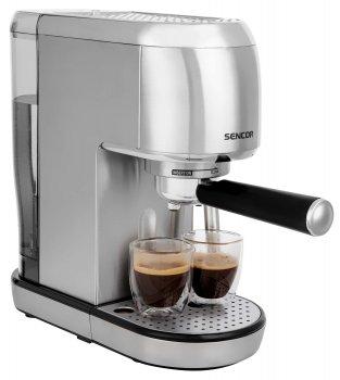 Кофеварка эспрессо SENCOR SES 4900SS