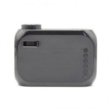 Проектор портативный мультимедийный RIAS YG320C Mini Black (4_00373)