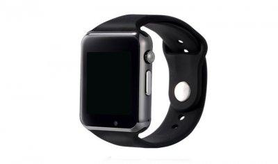 Розумні Годинник Uwatch А1 Smart Watch Чорні
