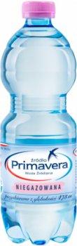 Упаковка минеральной негазированной воды Primavera 0.5 л х 6 шт (5903978396692)