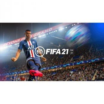 FIFA 21 (російська версія) + Microsoft Xbox One S Wireless Controller with Bluetooth (Black)