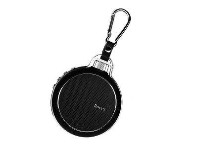 Bluetooth акустика Travel черный Recci RBS-D1