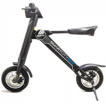 Електровелосипед Uvolt Smart Sity 250W Складной Чорний