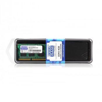 SO-DIMM 4GB/1333 DDR3 GOODRAM (GR1333S364L9S/4G)