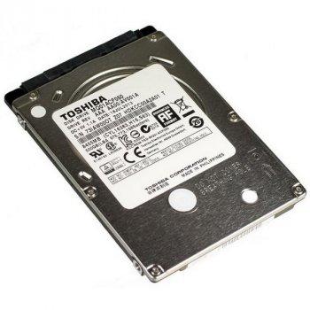 "HDD 2.5"" SATA 500GB Toshiba 7200rpm (MQ01ACF050) Refurbished"