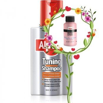 Шампунь Тюнинг шампунь против выпадения волос и седины Alpecin Anti Dandruff Tuning Shampoo 200 мл (4008666213327)