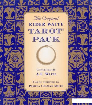 The Original Rider Waite Tarot Pack (960832)
