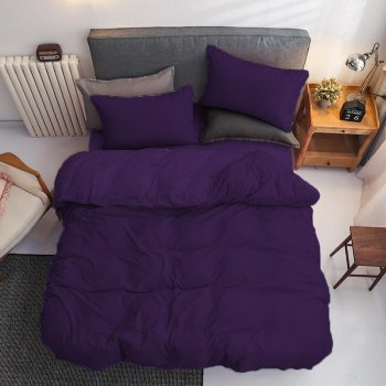 Комплект постельного белья Domikus Микрофибра Acai 145х210 (Acai-39002) (4829900025333)