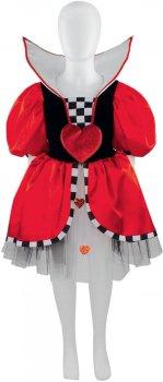 Платье Seta Decor Королева сердец 20-807 116-122 см Разноцветное (2000048709017)