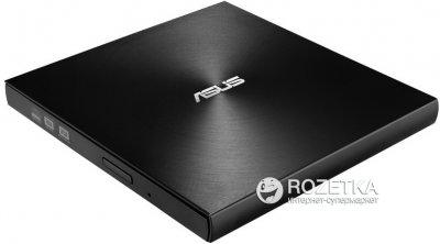 Asus DVD±R/RW USB 2.0 ZenDrive U7M Black (SDRW-08U7M-U/BLK/G/AS)