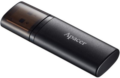 Apacer AH25B 128GB USB 3.1 Black (AP128GAH25BB-1)