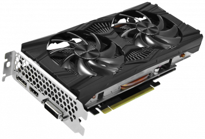 Gainward PCI-Ex GeForce GTX 1660 Ghost 6GB GDDR5 (192bit) (1785/4000) (HDMI, DisplayPort, DVI-D) (426018336-4481)