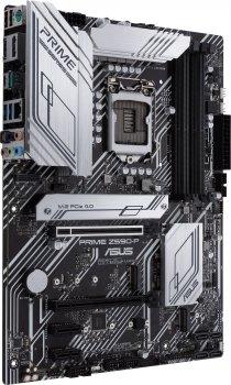 Материнська плата Asus Prime Z590-P (s1200, Intel Z590, PCI-Ex16)
