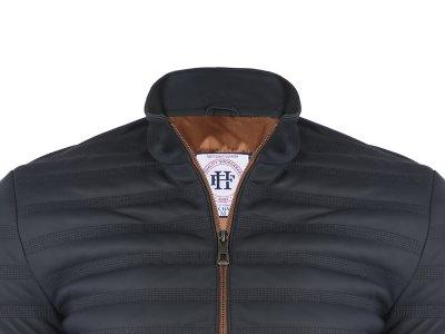 Кожаная куртка FELIX HARDY Темно-синий (FE5312211)