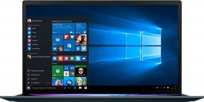 Ноутбук Asus ZenBook Duo 14 UX482EG-HY004T (90NB0S51-M00370) Celestial Blue