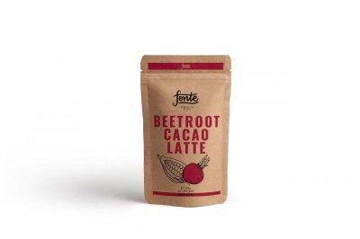Суперфуд Fonte Beetroot Cacao Latte 300 г Буряк-Какао Латте (Рожевий Латте) (F0003)
