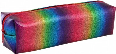 Пенал Yes Rainbow м'який 1 відділення Різнобарвний (532542)