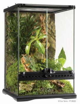 Террариум стеклянный Exo Terra Glass terrarium, 30х30х45 см