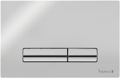 Інсталяція IMPRESE i9120 OLIpure + панель змиву Pani хром