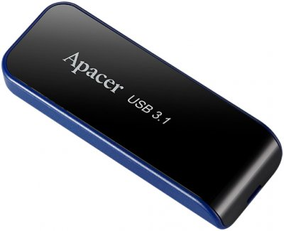 Apacer AH356 32GB USB 3.1 Black (AP32GAH356B-1)