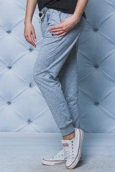 Спортивні штани Versal 01881 Світло-сірі