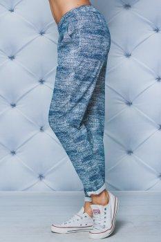 Жіночі джогери Versal 01873/4 Світло-блакитні