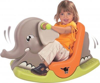 Качалка BIG Слоненок 85 х 34 х 50 см (4004943567886)