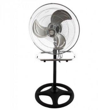 Вентилятор 3в1 підлоговий, настільний та настінний RAINBERG FS-4531