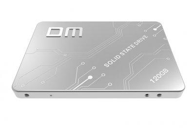 """Твердотельный накопительный (жесткий) диск DM F500 2.5"""" SATA III 120GB (DMF500/120G) (770008582)"""