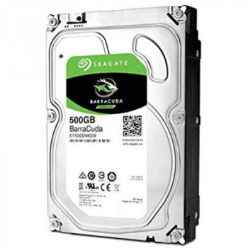 "Жорсткий диск Seagate HD 500ГБ 3.5"" 7200об/хв 32МБ (ST500DM009)"