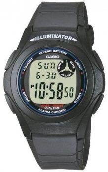 Чоловічі наручні годинники Casio F-200W-1AEG