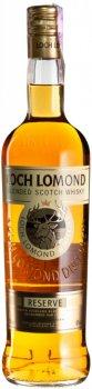 Виски Loch Lomond Reserve 0.7 л 40% (5016840031222)