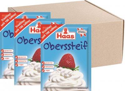 Упаковка загустителя сливок Haas 8 г х 75 шт (9055500168256)