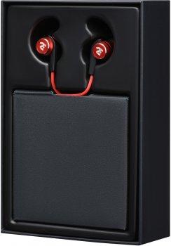 Навушники 2E S9 WiSport In Ear Waterproof Wireless Mic Red (2E-IES9WRD)