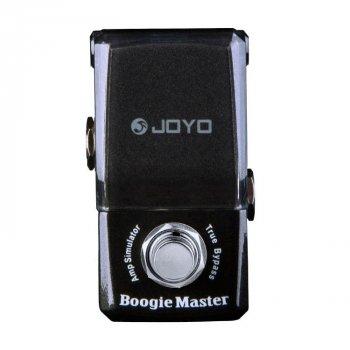 Гитарная педаль эффектов JOYO JF-309 Boogie Master (Overdrive)