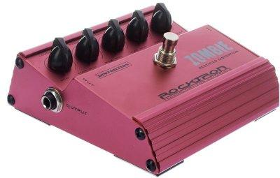 Гитарная педаль эффектов Rocktron Zombie Rectified Distortion