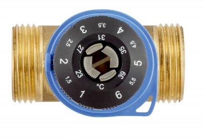 """3-ходовий термосмесітельний клапан Afriso ATM 561 G1"""" 20-43°С"""
