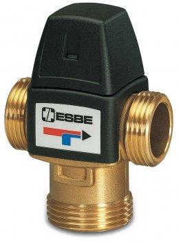 """Термостатичний змішувальний клапан Esbe ВТА 322 G 1"""" 35-60°С"""