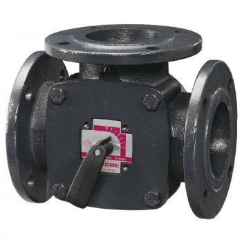 Триходовий змішувальний фланцевий клапан Esbe 3F DN 100, 225 Kvs