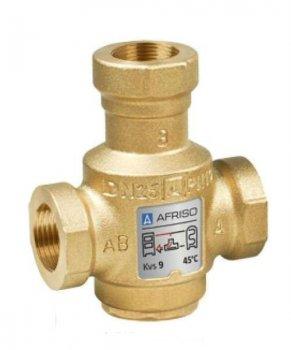 "3-ходовий термосмесітельний клапан Afriso ATV 555 Rp1 1/4"" 55°C"