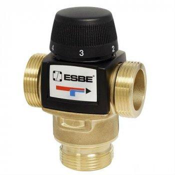 """Термосмесітельний клапан Esbe VTA552 G1"""", 45-65°C, 3.5 Kvs"""