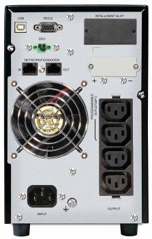ДБЖ Mustek PowerMust 1000 Sinewave LCD Online IEC 1000VA/900W (1000-LCD-ON-T20)