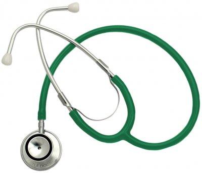 Стетоскоп LITTLE DOCTOR Prof-II (8887786300072_Green)