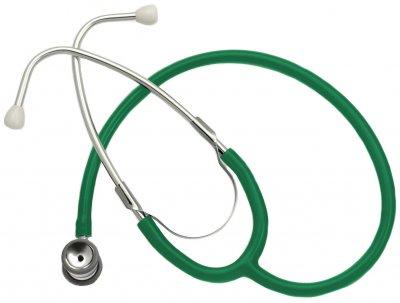 Стетоскоп LITTLE DOCTOR Prof-III (8887786300096_Green)