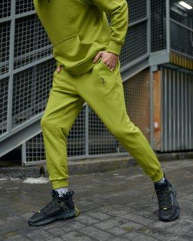 Спортивные штаны Over Drive Jog 2.0 лайм