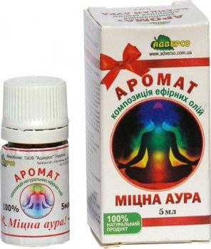 Аромокомпозиція ефірних олій Адверсо Міцна аура 5 мл (4820104012961)