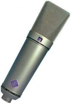 Мікрофон Neumann U 89 i Nickel (006449)