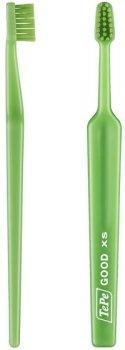 Детская зубная щетка TePe Good Mini Extra soft экологическая 0-3 лет Зеленая (306686) (7317400022475)