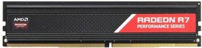 Оперативная память AMD DDR4-2400 16384MB PC4-19200 R7 Performance Series (R7S416G2400U2S)